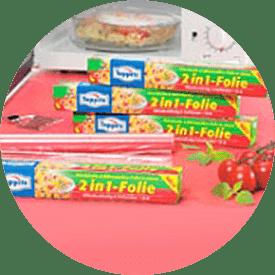 2in1 Folie von Toppits®