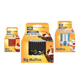 Muffin-Förmchen von Toppits®