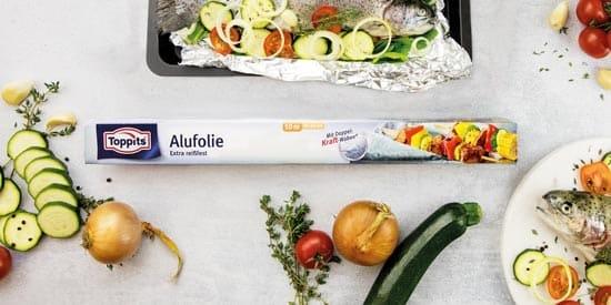 Toppits® Alufolie XL
