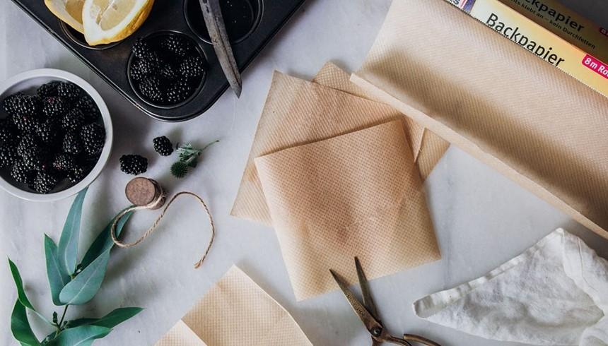Toppits® Backpapier zum Backen deiner leckeren Muffins