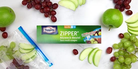 Toppits® Zipper®