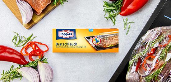 Toppits® Bratschlauch