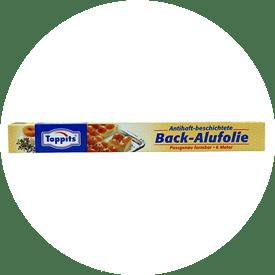 Back-Alufolie von Toppits®