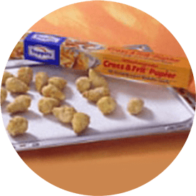 Cross & Frit® Papier von Toppits®